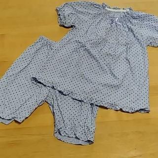 西松屋 - 西松屋 半袖パジャマ 130cm