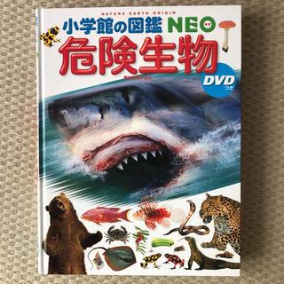 小学館の図鑑 NEO 危険生物