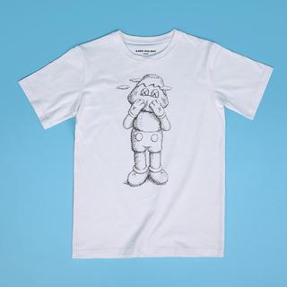 OFF-WHITE - kaws カウズ 正規購入品 HOLIDAY JAPAN Tシャツ 日本限定