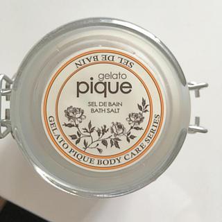 ジェラートピケ(gelato pique)のバスソルト(入浴剤/バスソルト)