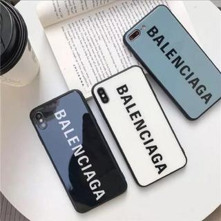 Balenciaga -  iPhoneケース iPhoneX iPhoneXS 即発送