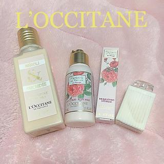ロクシタン(L'OCCITANE)の✨人気 ロクシタン ボディケアセット✨(ボディローション/ミルク)