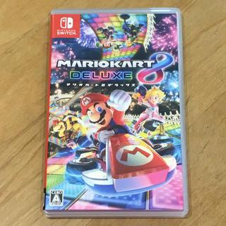 Nintendo Switch - マリオカート8 デラックス【美品】