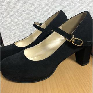 INGNI - ストラップパンプス♡黒