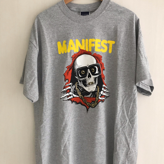 10Deep - [新品未使用] Manifest Pimped Out Ice Skull T