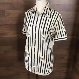 セリーヌ(celine)のセリーヌ 半袖シャツ サイズ46(Tシャツ(半袖/袖なし))