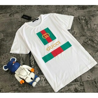 Gucci - メンズ Tシャツ ファッション おしゃれ 日常用 カッコいい 送料無料