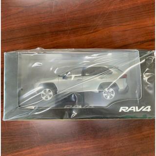 トヨタ - RAV4ミニカー非売品(シルバーメタリック)