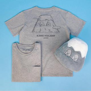 kaws japan 限定 ぬいぐるみ(Tシャツ/カットソー(半袖/袖なし))