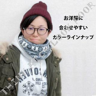 シンプルニット帽◇ワインレッド/送料無料