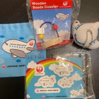 ジャル(ニホンコウクウ)(JAL(日本航空))のジャル JAL 飛行機 おもちゃ まとめ売り ノベルティ(航空機)