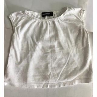 コムサイズム(COMME CA ISM)のコムサ 女の子トップス(Tシャツ/カットソー)