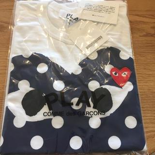 コムデギャルソン(COMME des GARCONS)のコムデギャルソンTシャツ(Tシャツ(半袖/袖なし))