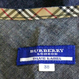 BURBERRY - BURBERRYスカート