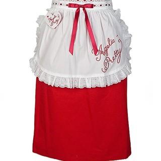 Angelic Pretty - 新品タグ付き Milkshakeタイトスカート 本体のみ 赤