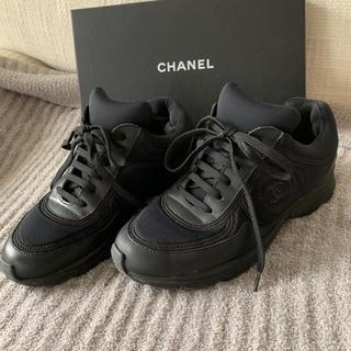 CHANEL - シャネル スニーカー 35