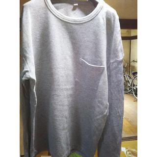 ユニクロ(UNIQLO)のユニクロポットロンT(Tシャツ/カットソー(七分/長袖))