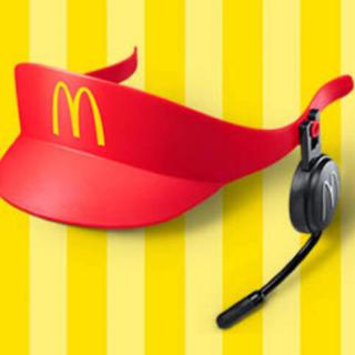 マクドナルド(マクドナルド)のハッピーセット なりきりマクドナルド(知育玩具)