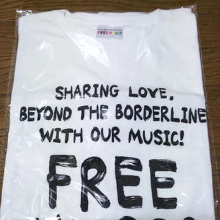Kis-My-Ft2 - Kis-My-Ft2  FREE HUGS! ツアー Tシャツ