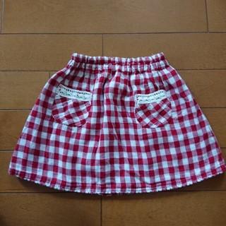 ムジルシリョウヒン(MUJI (無印良品))の無印 スカート80(スカート)