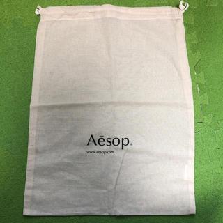 Aesop - イソップ aesop 巾着 ショップ袋 大