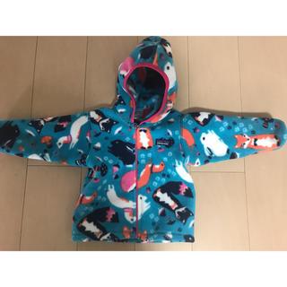 パタゴニア(patagonia)の【専用】パタゴニア フリースジャケット 12-18M(ジャケット/コート)