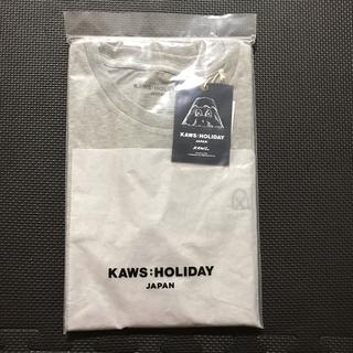 シュプリーム(Supreme)のkaws holiday Japan 限定Tee(Tシャツ/カットソー(半袖/袖なし))