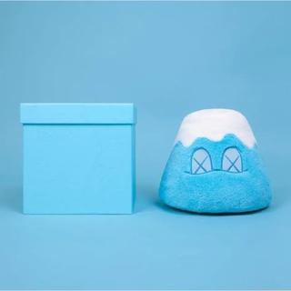 MEDICOM TOY - KAWS HOLIDAY JAPAN Plush blue