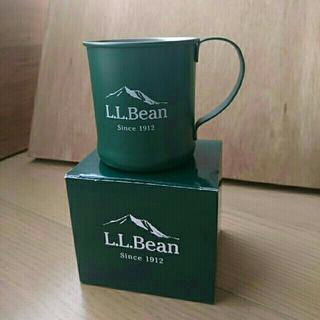 エルエルビーン(L.L.Bean)のエルエルビーン ステンレス マグカップ(ノベルティグッズ)