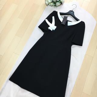 FOXEY - 【新品同様】定価12万円 FOXEY フォクシー フォーマル ドレス ワンピース