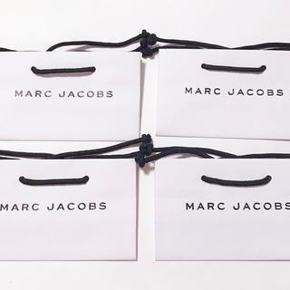 マークジェイコブス(MARC JACOBS)のマークジェイコブス  ショッパー4枚セット(ショップ袋)