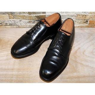 レッドウィング(REDWING)のレッドウイング プレーントゥオックスフォード 黒 26,5cm(ドレス/ビジネス)