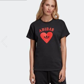 adidas - adidas バレンタインオリジナルTシャツ L