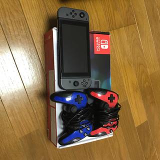 Nintendo Switch - ニンテンドースイッチ 美品 コントローラー付き