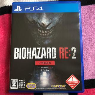 PlayStation4 - BIOHAZARO RE:2