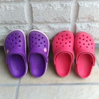 crocs - クロックス 二足セット
