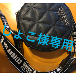 GUESS - GUESS ショルダーバッグ 新品未使用☆