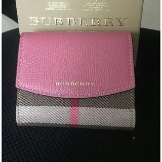 BURBERRY - ❤❥バーバリー 折財布 レディース