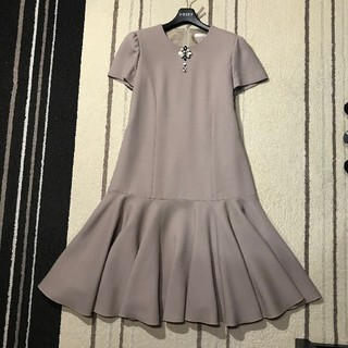 FOXEY - 2018☆Foxey☆フォクシー☆ワンピース☆袖付き☆40☆113,000円
