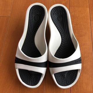 crocs - クロックス ササリー サンダル W7