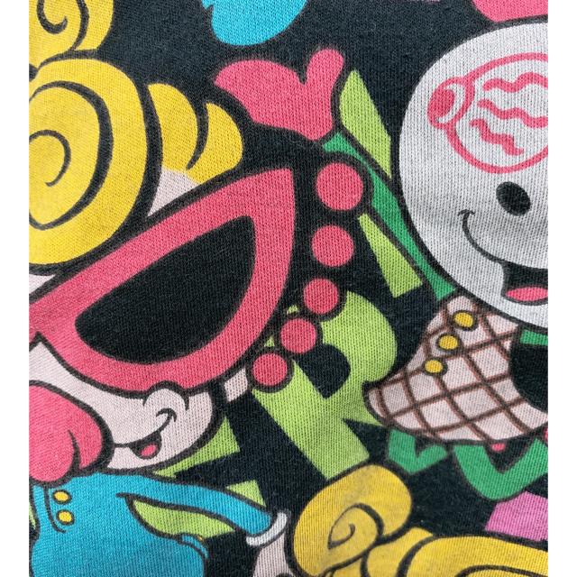 HYSTERIC MINI(ヒステリックミニ)のヒステリックミニ ヒスミニ 2way ロンパース free キッズ/ベビー/マタニティのベビー服(~85cm)(ロンパース)の商品写真