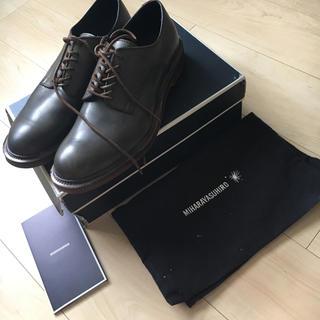 ミハラヤスヒロ(MIHARAYASUHIRO)のMIHARA YASUHIRO 革靴(ドレス/ビジネス)