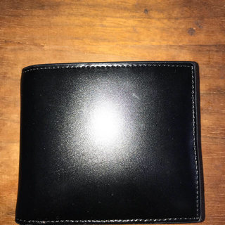 MURAの折り財布(レザー使用)