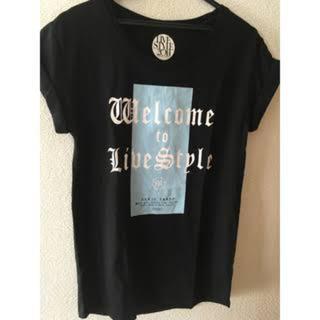 マウジー(moussy)の安室奈美恵 ツアーグッズ ツアーTシャツ 2014(Tシャツ(半袖/袖なし))