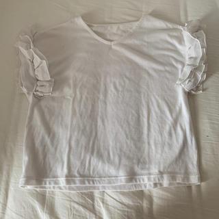 アズノゥアズピンキー(AS KNOW AS PINKY)のトップス(Tシャツ(半袖/袖なし))