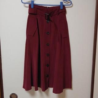 イング(INGNI)のイング スカート(ひざ丈スカート)