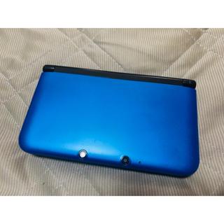 ニンテンドー3DS - ニンテンドー3DS LL ブルー×ブラック