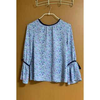 クチュールブローチ(Couture Brooch)のクチュールブローチの花柄トップス(カットソー(長袖/七分))