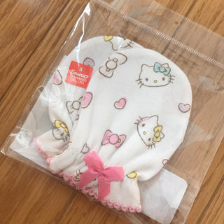 サンリオ(サンリオ)のベビーミトン♡キティちゃん(手袋)