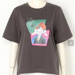 リリーブラウン(Lily Brown)のリリーブラウン  バービーTシャツ(Tシャツ(半袖/袖なし))